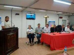 Audiência Pública para discussão do Orçamento Paulista de 2018.